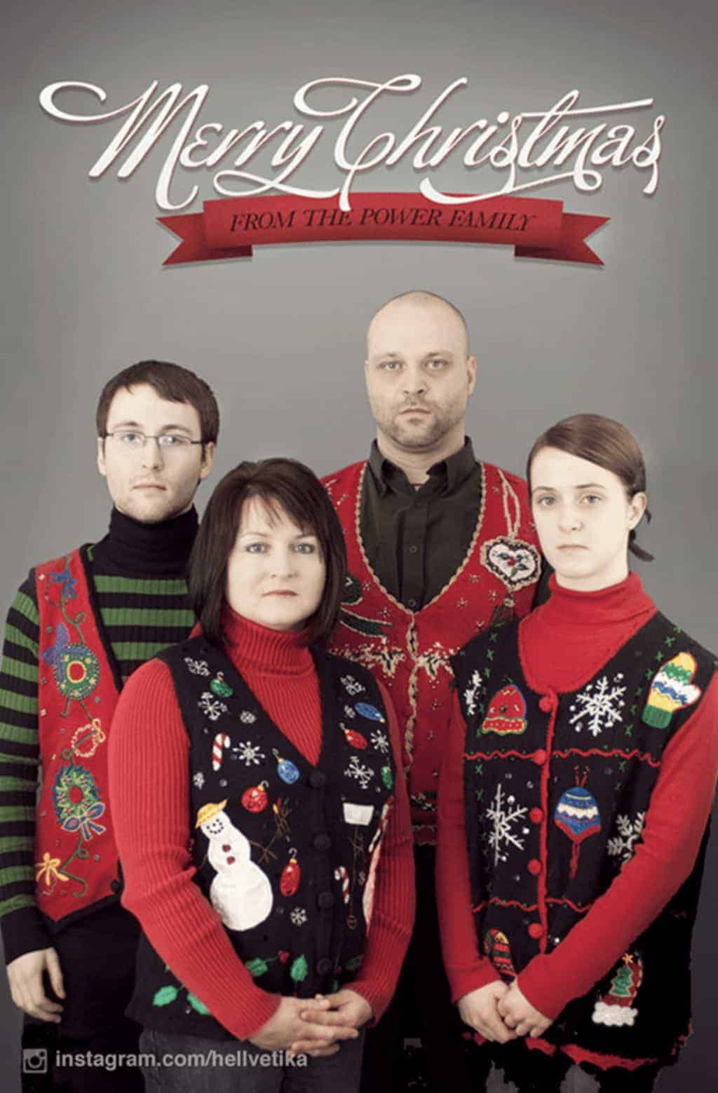 Funny Family Christmas Cards Relatives Will Never Forget