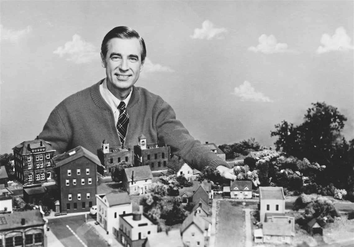 Mister Rogers Had A Unique Way Of Telling His Wife How Much He Loved Her