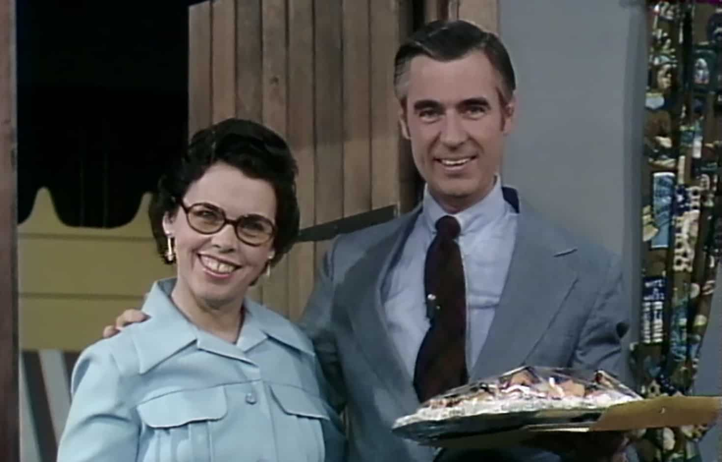 Mister Rogers and Mrs Rogers