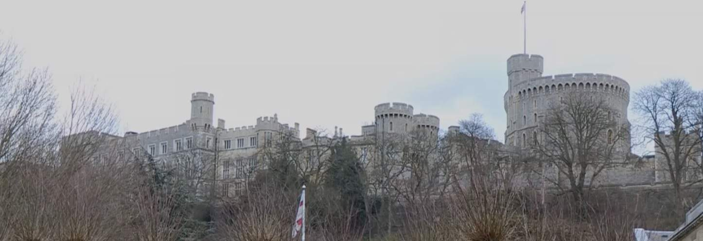 Down syndrome at Windsor Castle