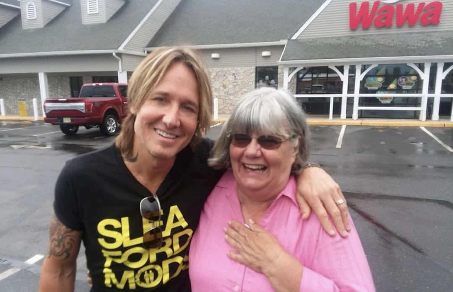 Ruth Reed meets Keith Urban