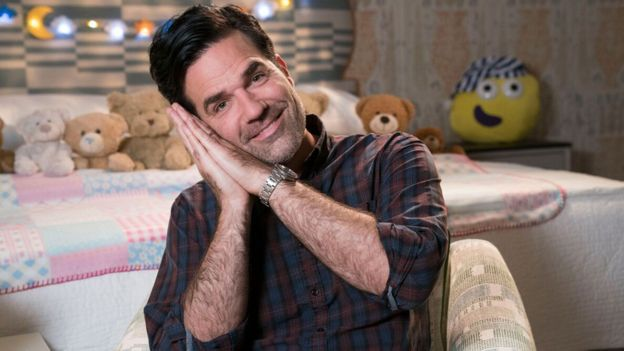 Rob Delaney Makaton