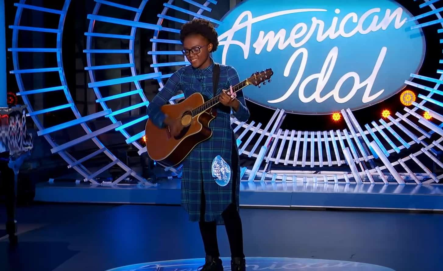 American idol singer Kai wows when given a second chance