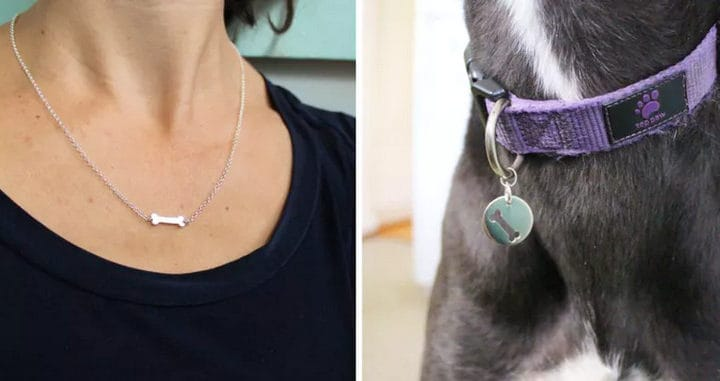 BFF necklaces for you and your dog