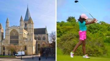 cathedral golf