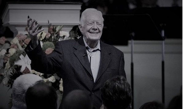 jimmy carter charity